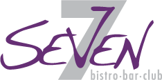 Logo seven bistro bar club